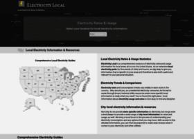 Electricitylocal.com thumbnail