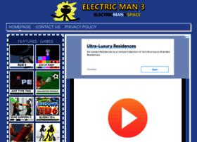 Electricman3.space thumbnail