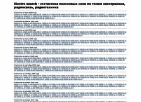 Electro-search.ru thumbnail