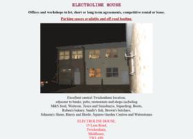 Electroline.co.uk thumbnail