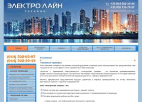 Electroline.com.ua thumbnail