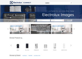 Electroluxconnect.com thumbnail
