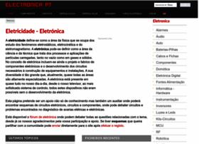 Electronica-pt.com thumbnail