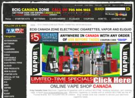 Electroniccigarettesecig.com thumbnail