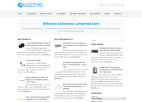 Electroniccomponentstore.co.uk thumbnail