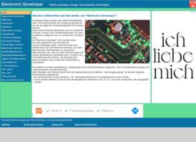 Electronicdeveloper.de thumbnail