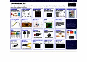 Electronicsclub.info thumbnail