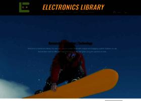 Electronicslibrary.org thumbnail
