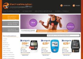Electrostimulation-shop.fr thumbnail