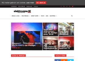 Electrozine.be thumbnail
