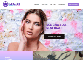 Eleganceandbeautyreviews.com thumbnail