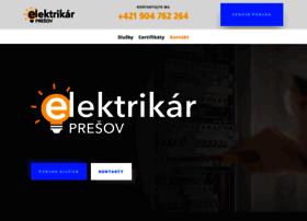 Elektrikarpresov.sk thumbnail