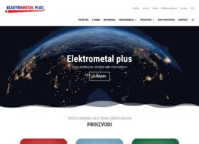 Elektrometal.rs thumbnail