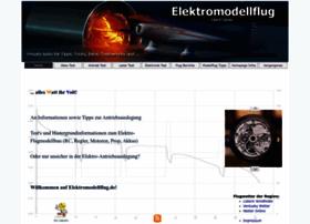 Elektromodellflug.de thumbnail