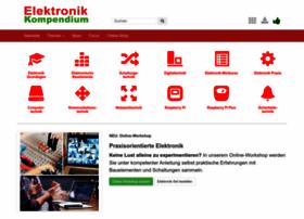 Elektronik-kompendium.de thumbnail