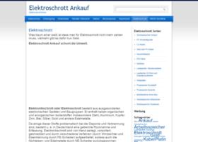 Elektroschrottankauf.de thumbnail
