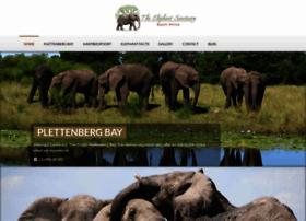Elephantsanctuary.co.za thumbnail