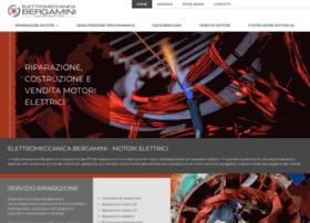 Elettromeccanicabergamini.it thumbnail