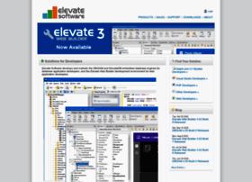 Elevatesoft.com thumbnail