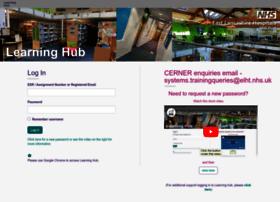 Elht-learninghub.co.uk thumbnail