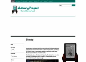 Elibraryproject.org thumbnail