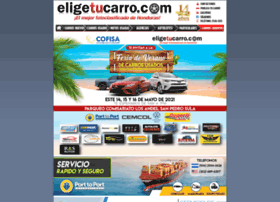 Eligetucarro.com thumbnail