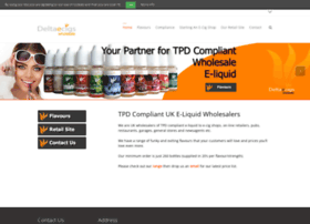 Eliquid-wholesale.co.uk thumbnail
