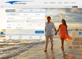 Eliteairways.net thumbnail