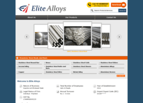 Elitealloys.in thumbnail