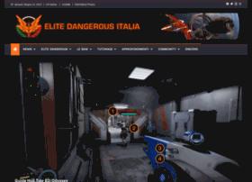 Elitedangerousitalia.it thumbnail