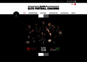 Elitefootballcoaching.co.uk thumbnail
