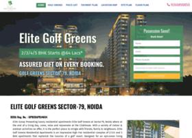 Elitegolfgreens.org.in thumbnail