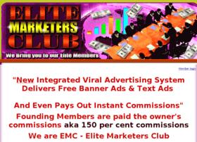 Elitemarketersclub.biz thumbnail