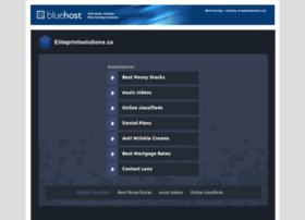 Eliteprintsolutions.ca thumbnail