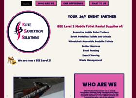 Elitesanitation.co.za thumbnail