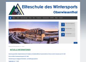 Eliteschule-wintersport-oberwiesenthal.de thumbnail