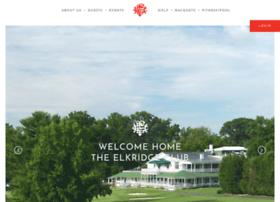 Elkridgeclub.org thumbnail
