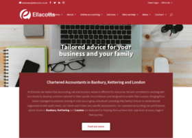 Ellacotts.co.uk thumbnail