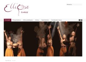 Ellipse-danse.org thumbnail