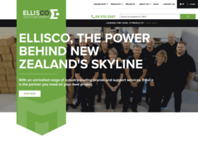 Ellis.co.nz thumbnail