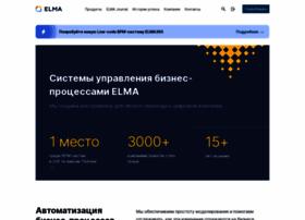 Elma-bpm.ru thumbnail
