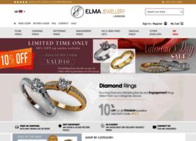 Elmajewellery.co.uk thumbnail