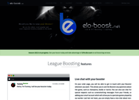 Elo-boost.net thumbnail