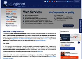Elogicsoft.com thumbnail