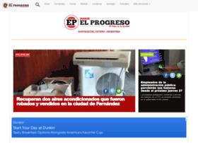 Elprogresoweb.com.ar thumbnail