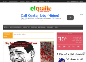 Elquill.net thumbnail