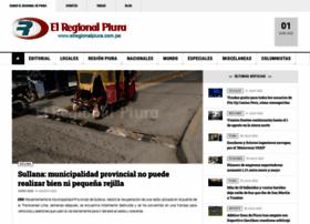 Elregionalpiura.com.pe thumbnail