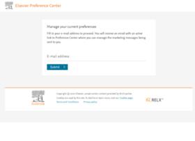 Elsevier-alerts.com thumbnail