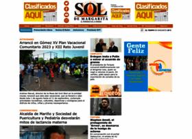 Elsoldemargarita.com.ve thumbnail