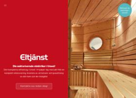 Eltjanst.net thumbnail